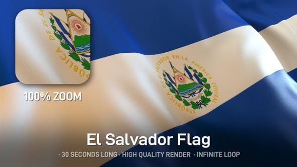 Thumbnail for El Salvador Flag