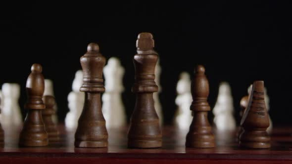 Thumbnail for Wooden Chess Pieces 13