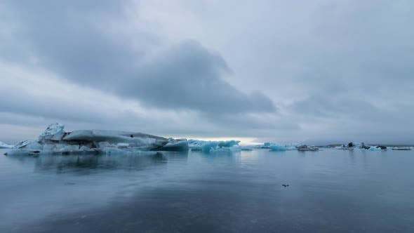 Thumbnail for Jokulsarlon Lagoon in Iceland