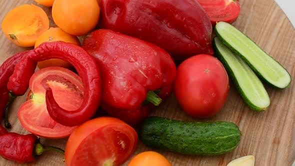 Thumbnail for Vegetables 7