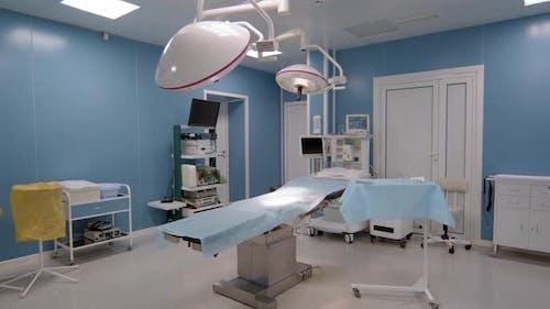 Überblick über den Operationssaal