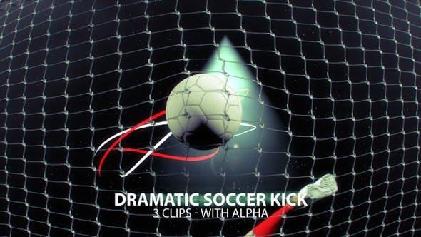 Thumbnail for Dramatic Soccer Kick