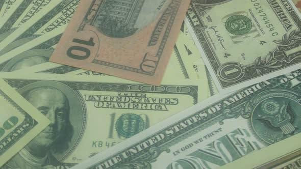 Almighty American Dollar
