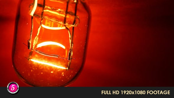 Thumbnail for Electric Tungsten Bulb 18