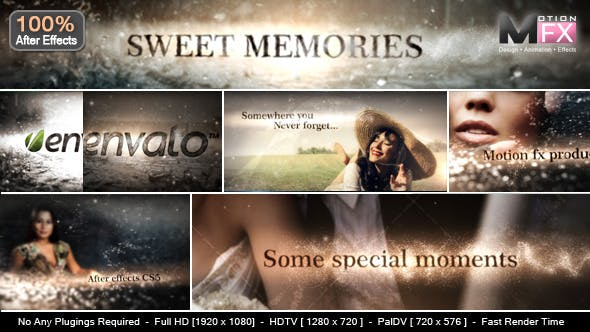 Thumbnail for Sweet Memories
