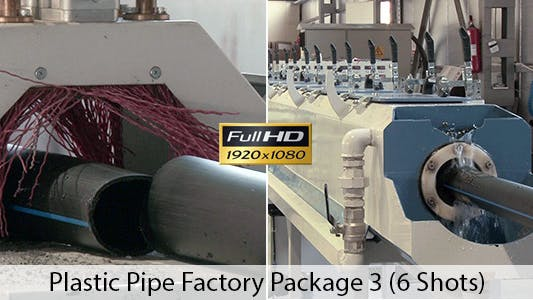 Thumbnail for Plastic Pipe Factory