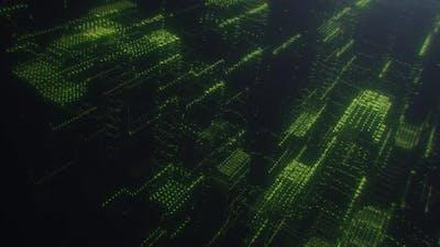 Hologram City Cyber