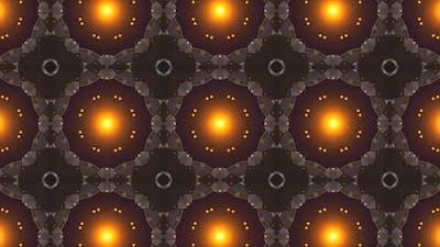 Retro Light  Kaleidoscope