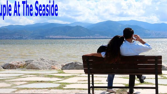 Thumbnail for Couple At The Seaside