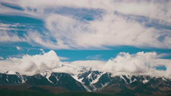 Thumbnail for Altai Mountain Peak Time Lapse