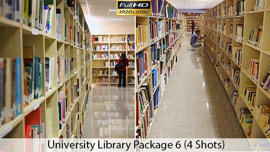 Thumbnail for University Library