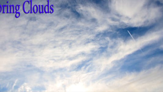 Thumbnail for Spring Clouds