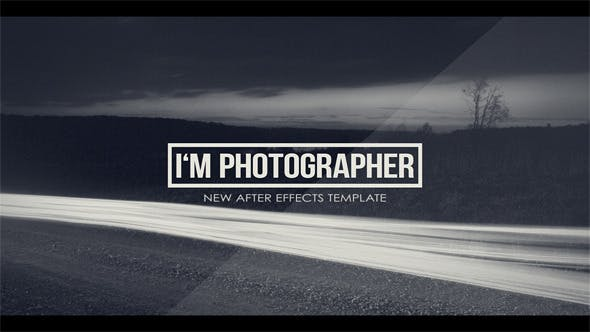 Thumbnail for I am Photographer