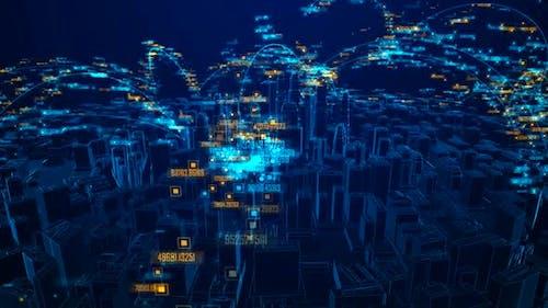Internet Of Things In Modern City 02