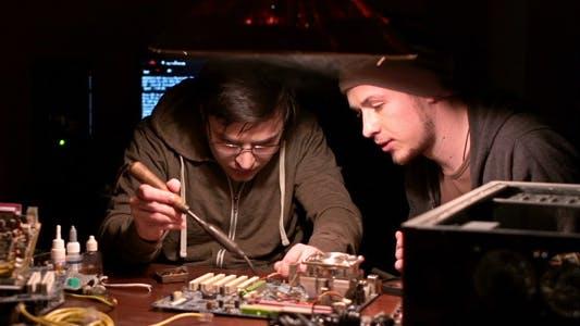 Thumbnail for Repairmen