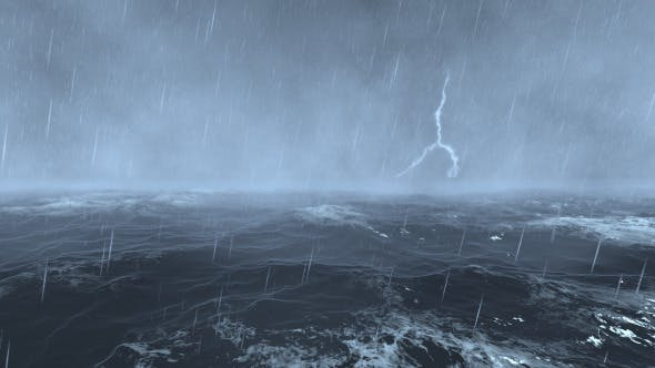 Cover Image for Sea Storm