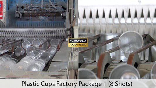 Thumbnail for Plastic Cups Factory