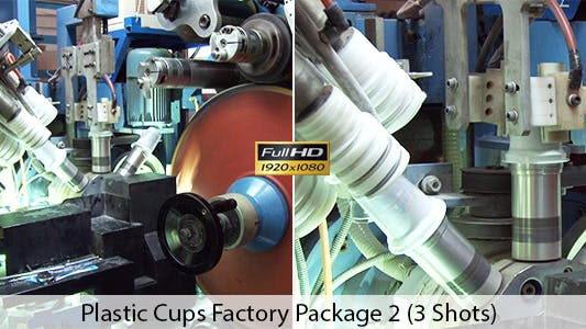 Cover Image for Plastic Cups Factory