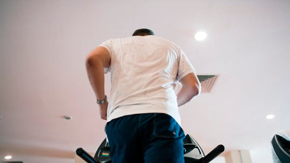 Thumbnail for Exercising on the Treadmill