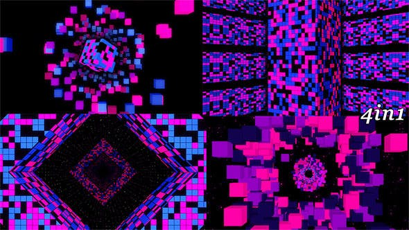Thumbnail for Colorful Cubes