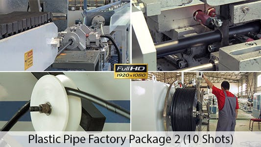 Cover Image for Plastic Pipe Factory
