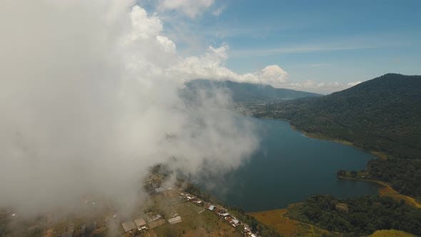 Thumbnail for Lake in the Mountains, Island Bali,Indonesia