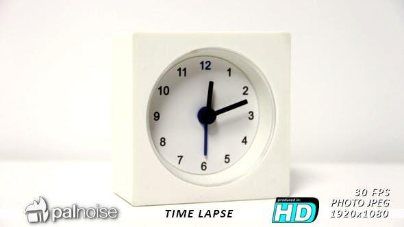 Thumbnail for White Clock