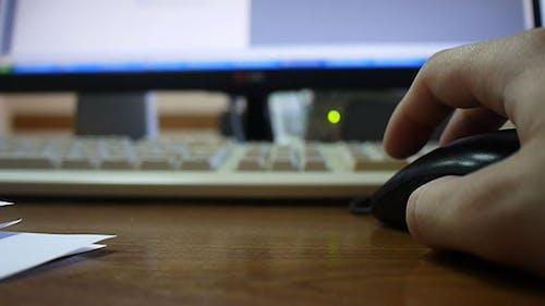 Arbeiten am PC