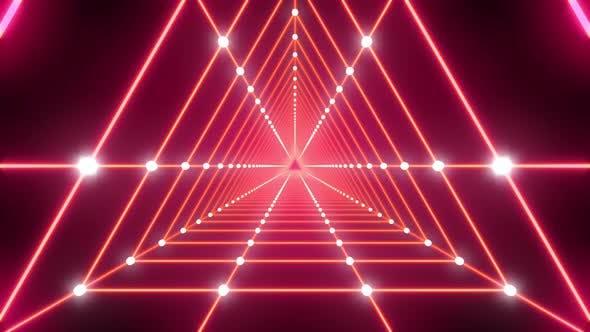 Thumbnail for Neon Light VJ Loop 4K 05