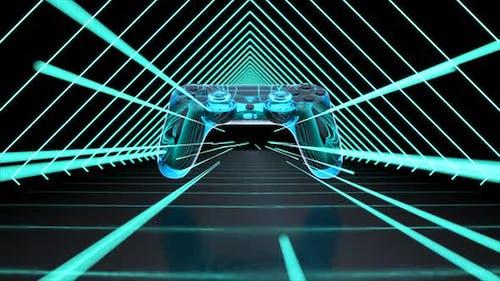 Hintergrund des Video spiels