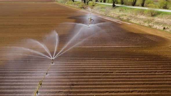 Thumbnail for Irrigation System on Agricultural Land