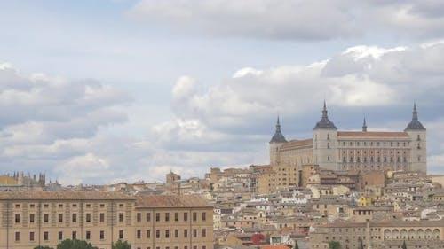 Alcazar Festung und andere Gebäude
