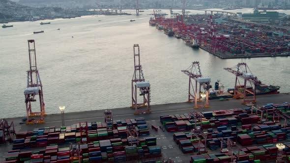 Korea Automobile Busan Infrastructure River Port