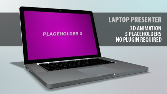 Thumbnail for Laptop Presenter
