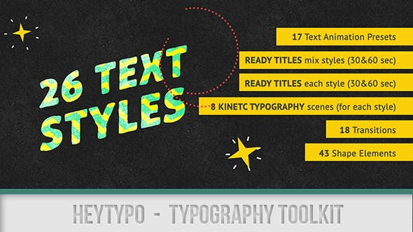 Thumbnail for Heytypo // Typography Toolkit