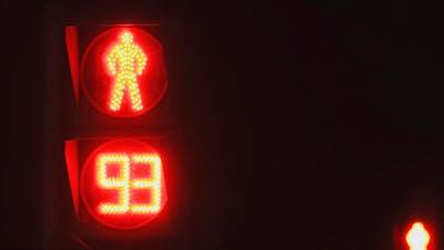 Pedestrian Stoplight