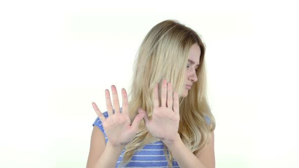 Thumbnail for Stop, Rejecting Gesture