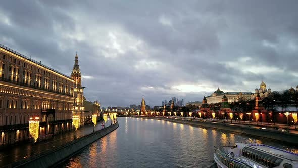 Thumbnail for Moscow Kremlin and the Kremlin Embankment