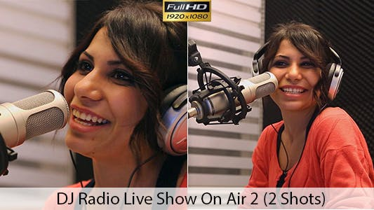 Thumbnail for On Air Radio Show