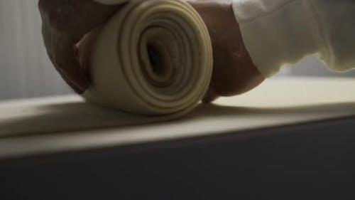 Dough Roll (Rolling)