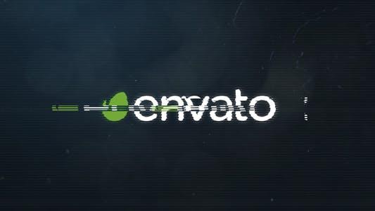 Thumbnail for Abstrakte Glitch - Logo Reveal