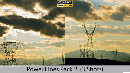 Cover Image for Power Lines