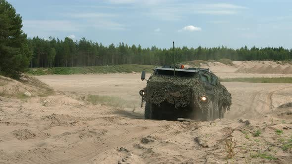 Thumbnail for Military Vehicle Off-road