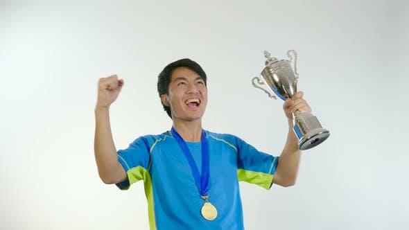 Athlete Winner