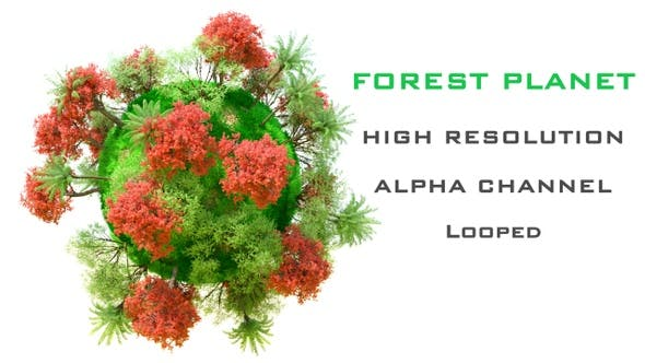 Thumbnail for Forest World