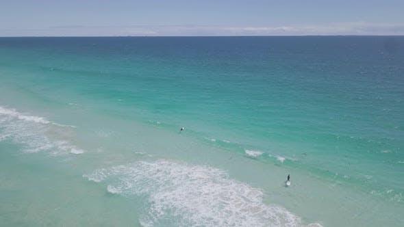 Thumbnail for Sand Waves Coast Beach