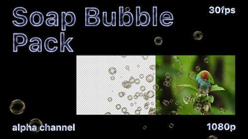 Soap Bubbles Pack
