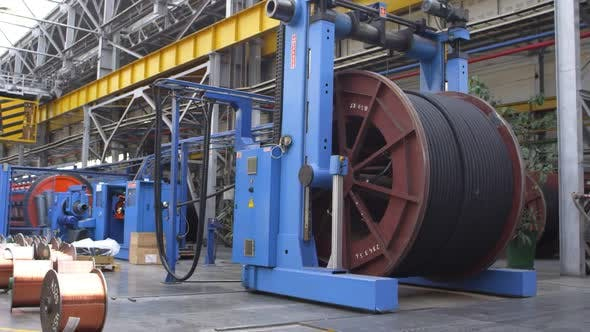Thumbnail for Making of Cable at the Plant