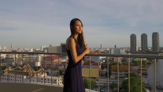 Pretty Thai Woman