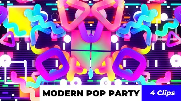 Thumbnail for Moderne Pop party